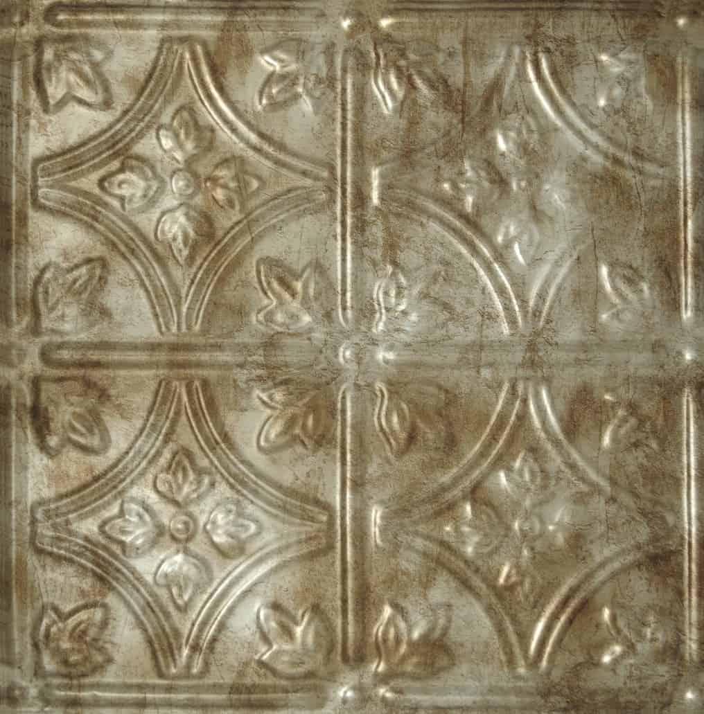 Decorative Tile Ceiling