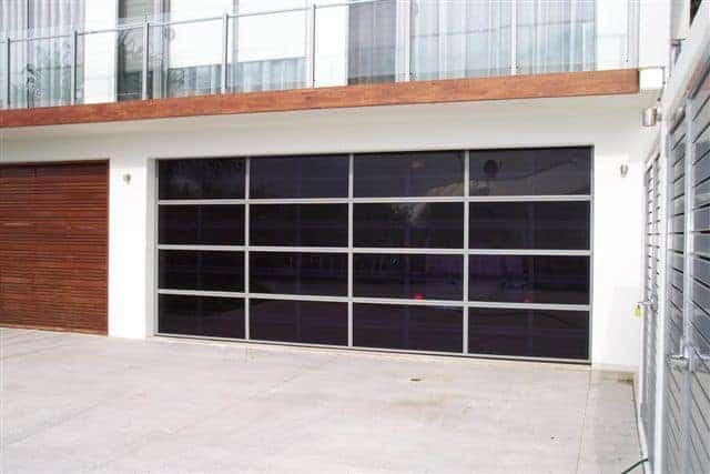 Glass Roll-up Doors