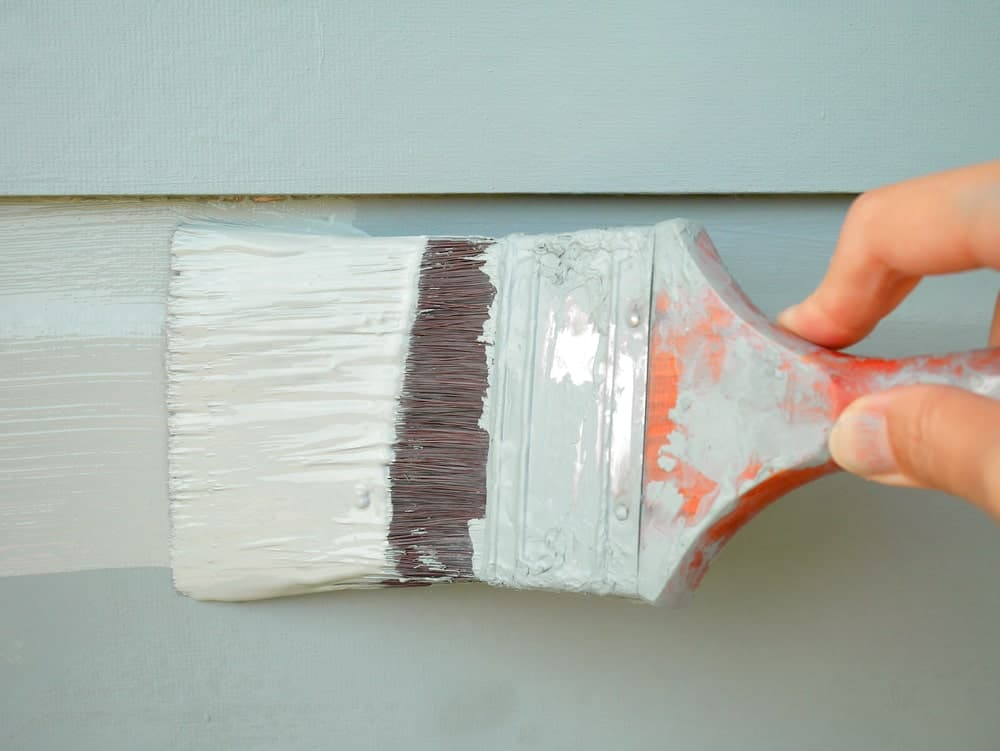 Wall paintbrush