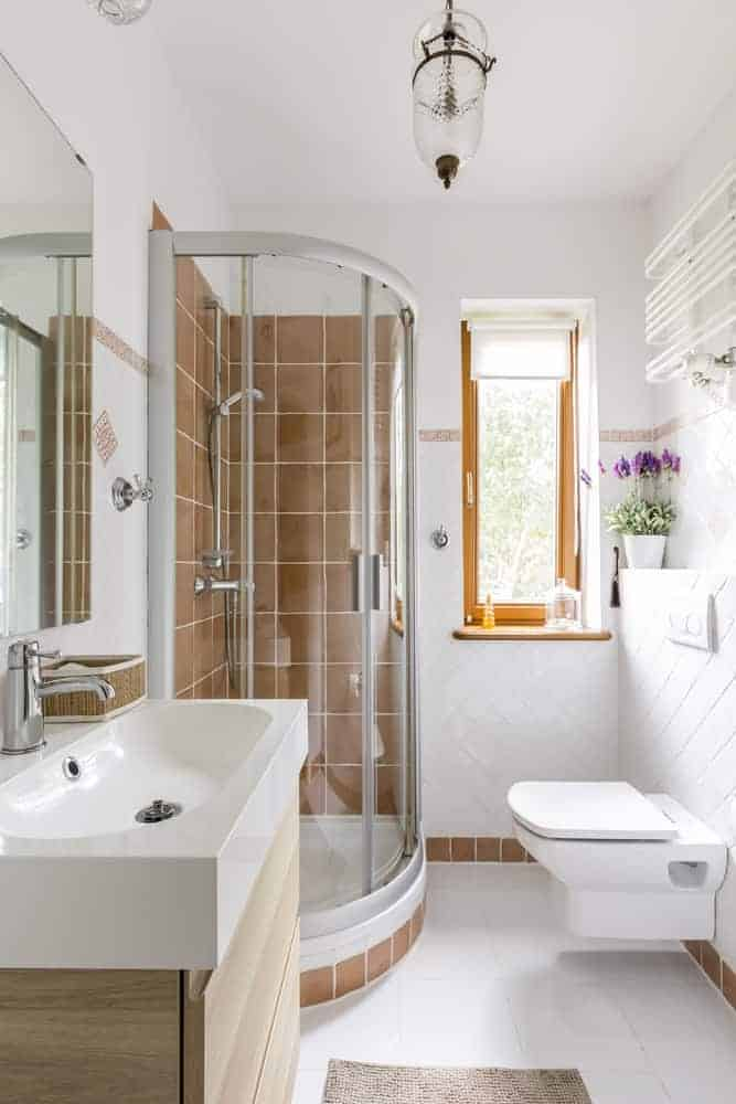 33 Terrific Small Primary Bathroom Ideas (2020 Photos)