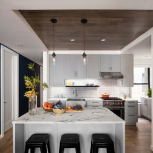 Park Slope Duplex by BFDO Architects
