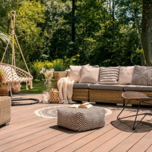 12 Different Types of Patio Chairs