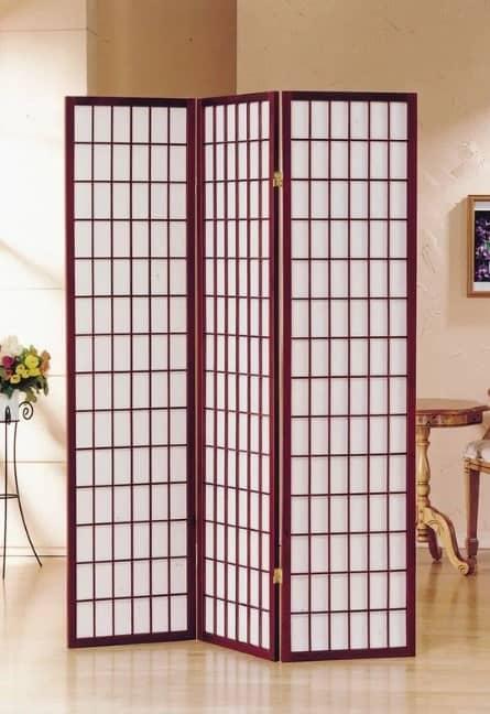 Shoji Folding Screen Room Divider
