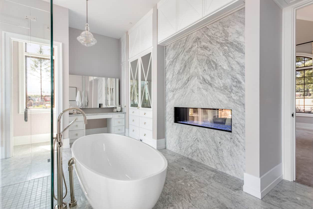Aspirational Bath Haven