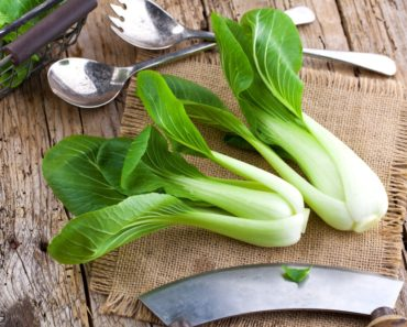 How to store bok choy