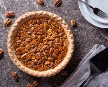 Storing pecan pie