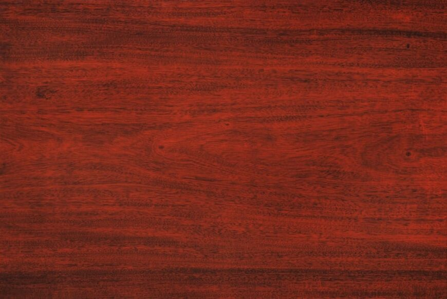 Cherry wood close up