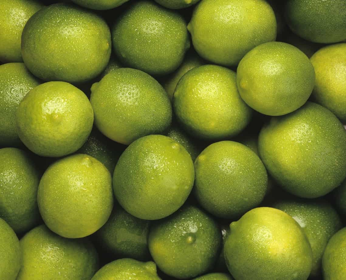 Lime is lemon substitute