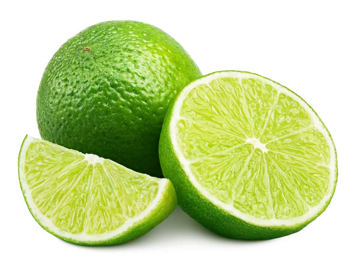 Limes are healthy