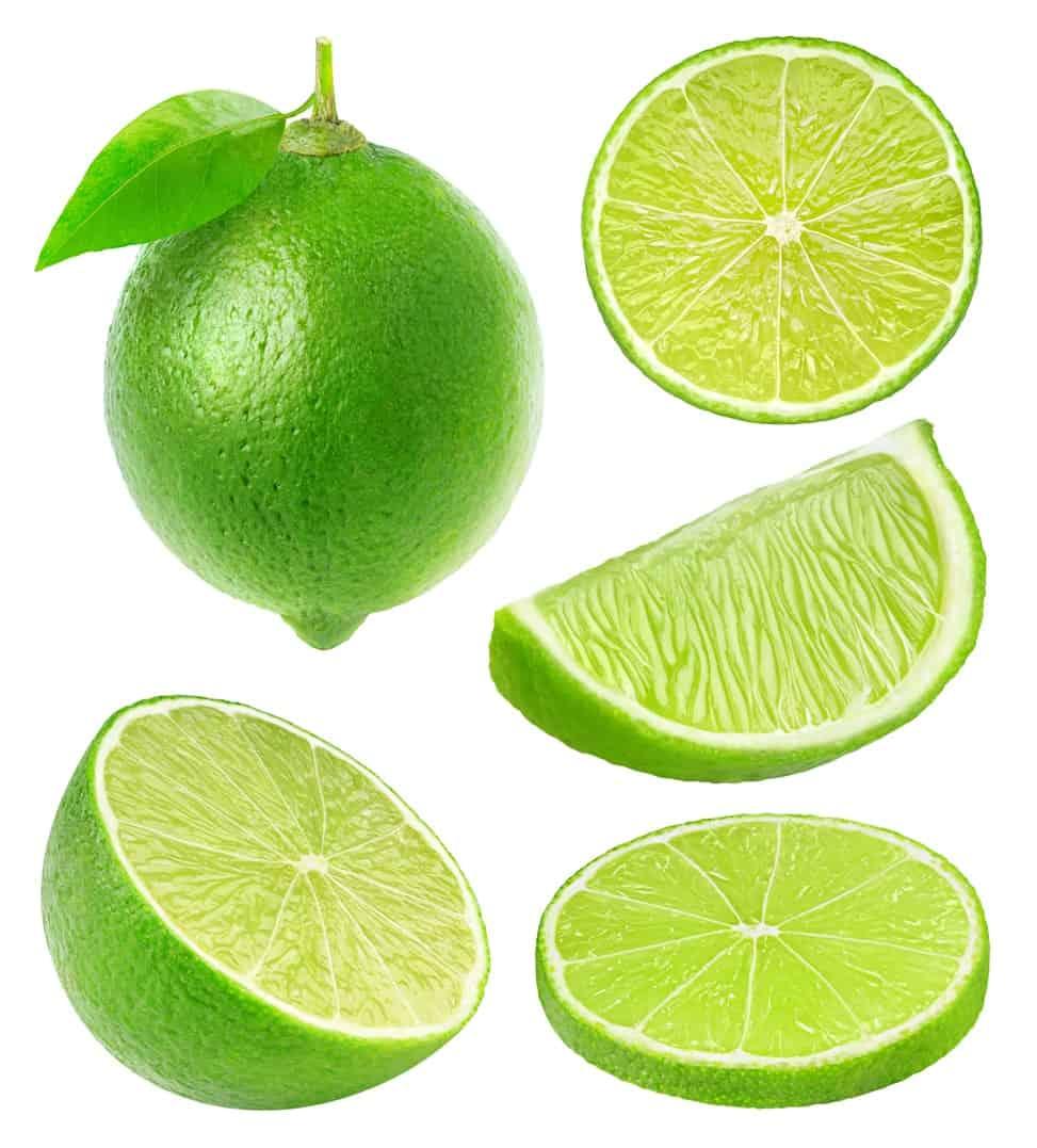 Lime varieties
