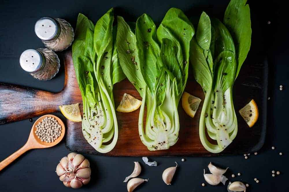 Pickling bok choy preserves it for 5-6 months