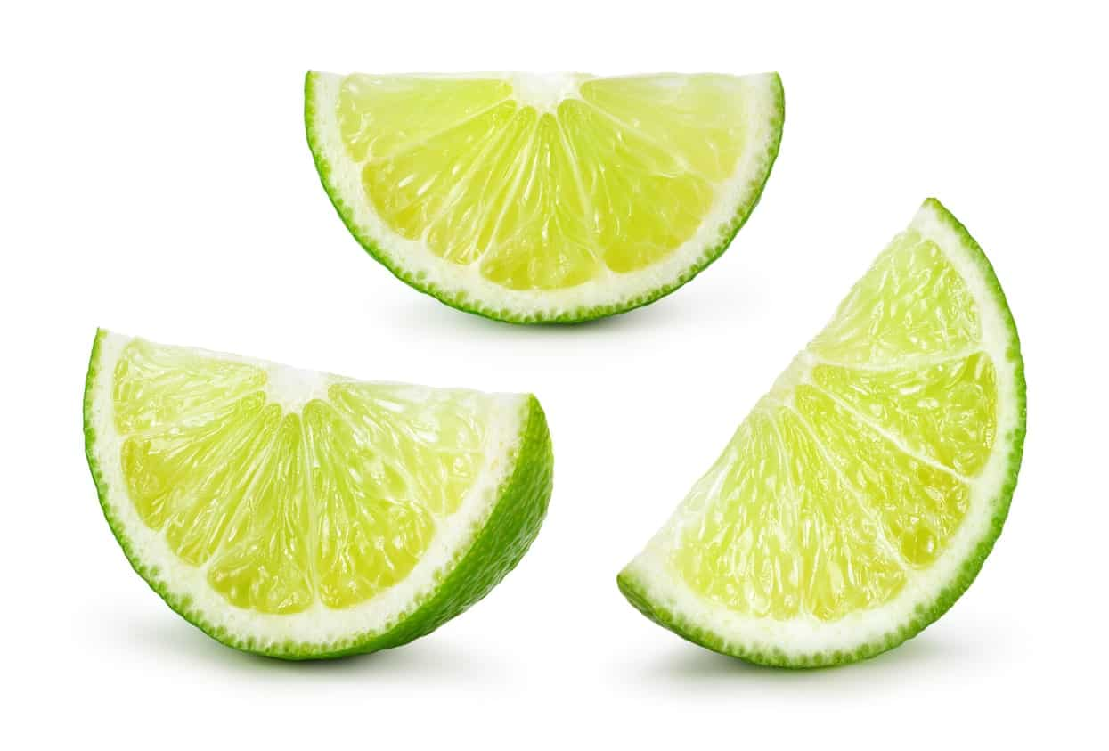 Lime has a number of varieties