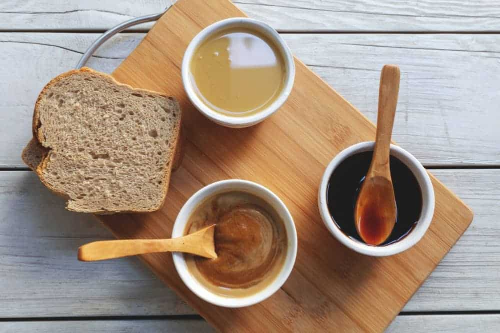 Tahini and other sauces