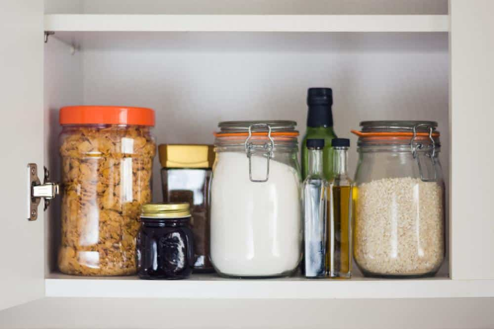 Where to store coconut oil