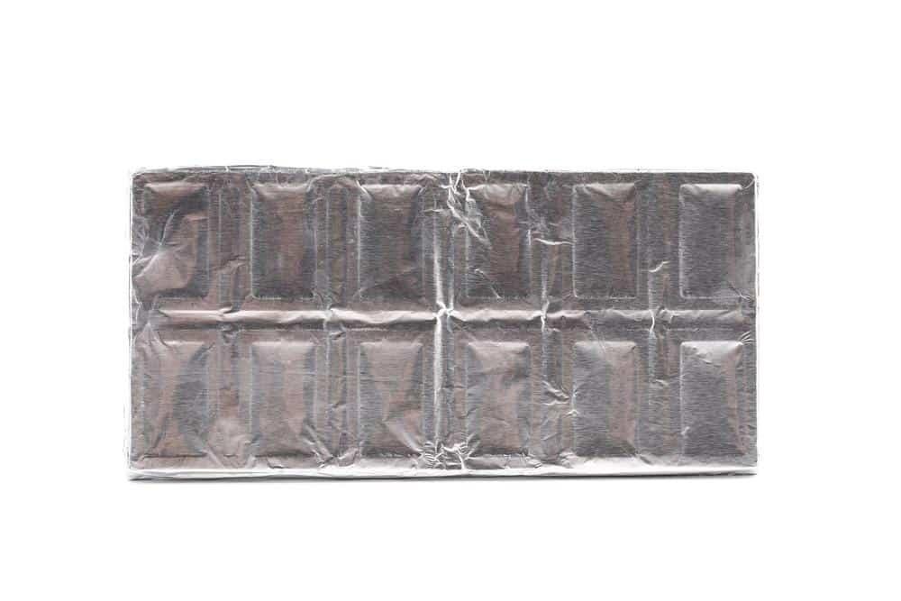 airtight foiled bars