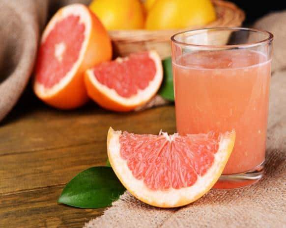 Fresh Grapefruit Juice