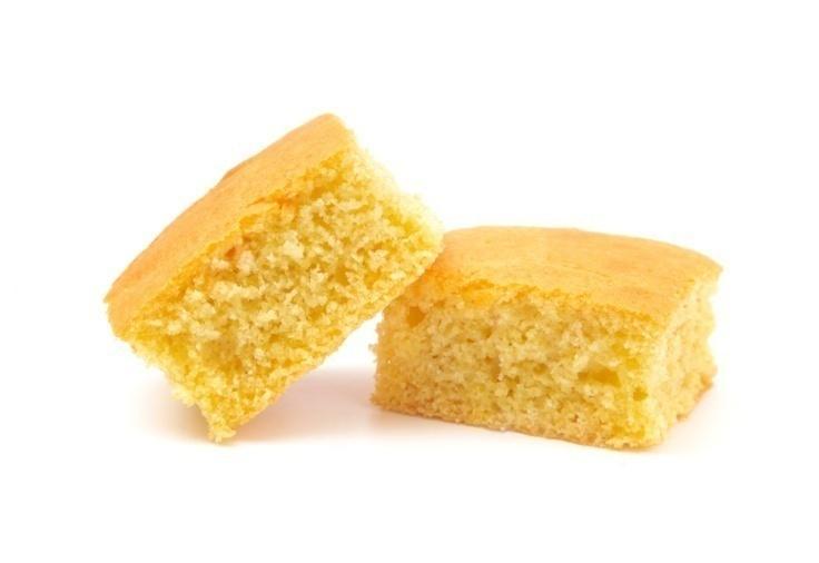 Moist and spongy cornbread