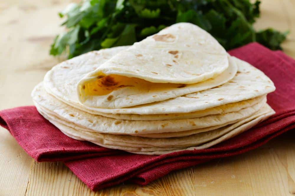 How To Store Tortillas In The Freezer Fridge And Room Temperature