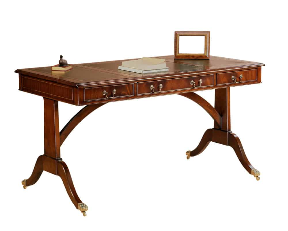 Well maintained antique desk