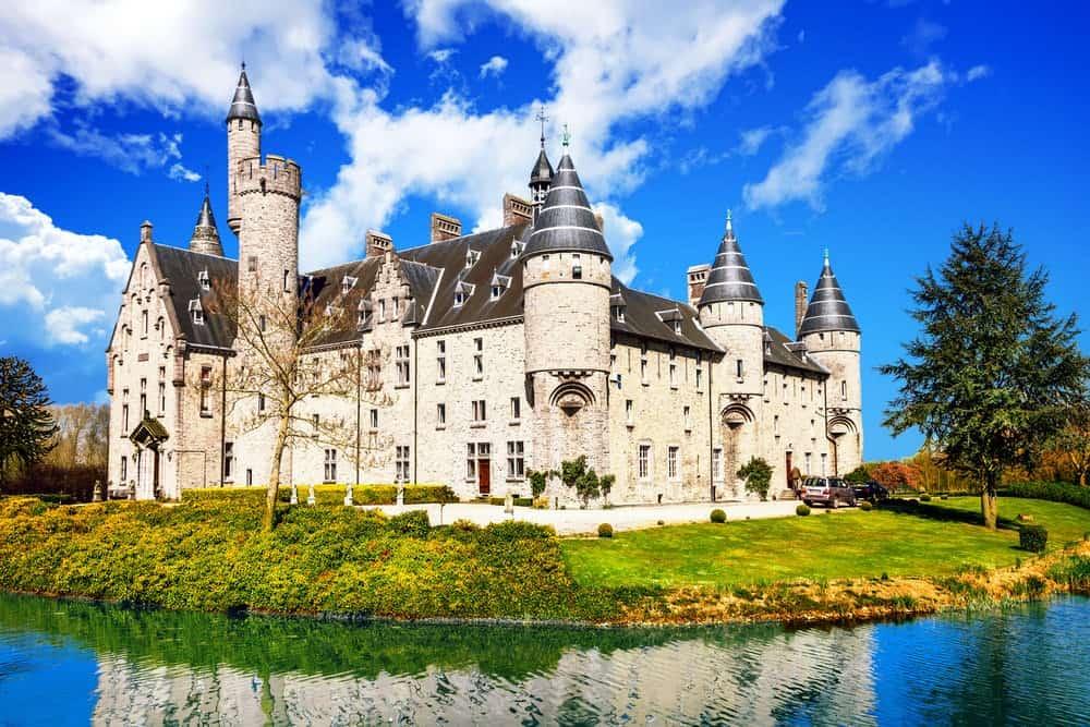 Marnix Castle in Belgium.