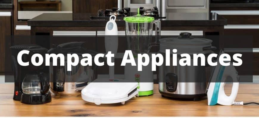 Compact appliances image