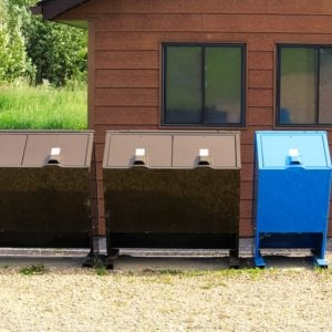 12 Different Types of Garbage Bins for Outside the Home