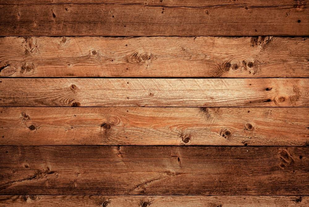 Red pine timber