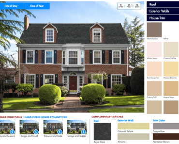GAF virtual home designer
