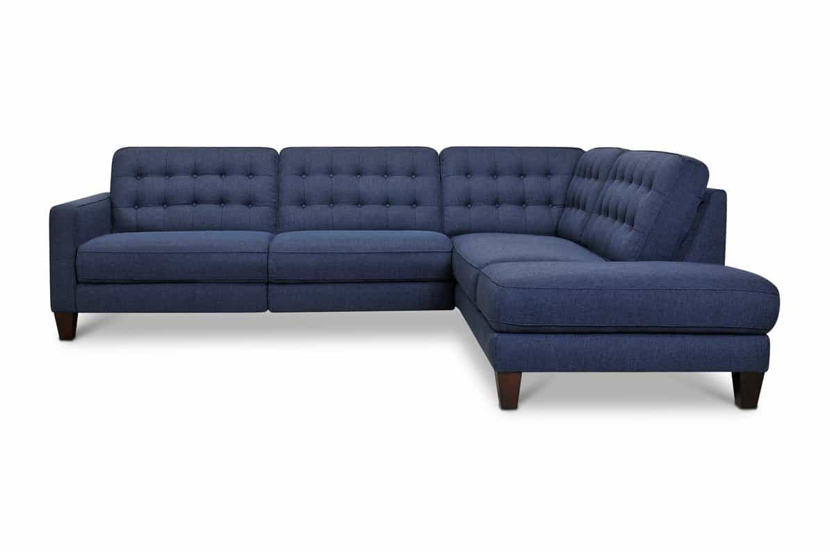 Toranado Sectional with Power Foot Rest