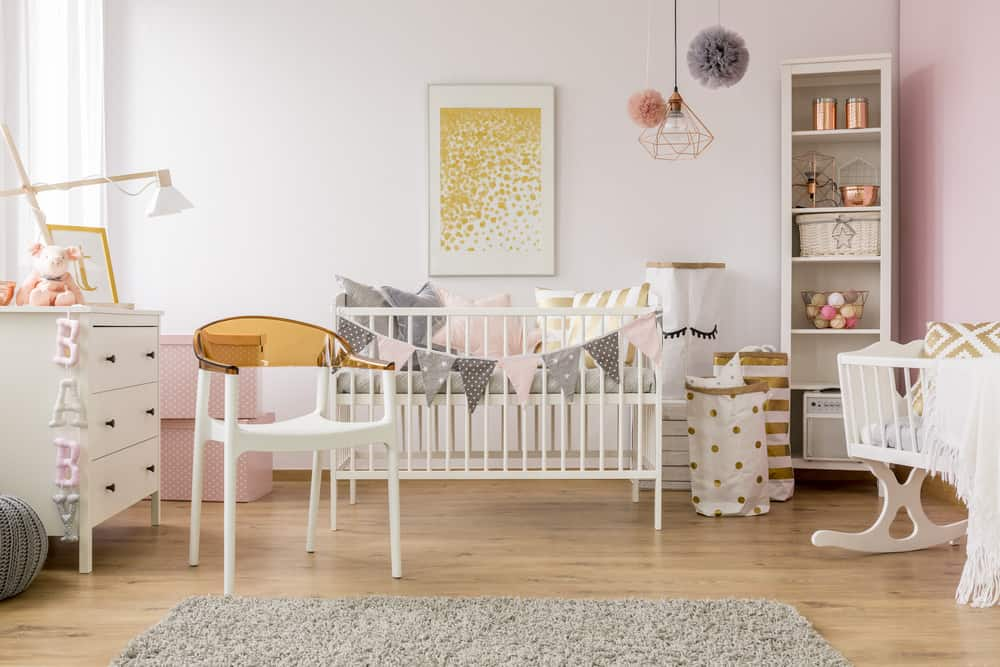 45 Baby Girl Nursery Room Ideas (Photos)