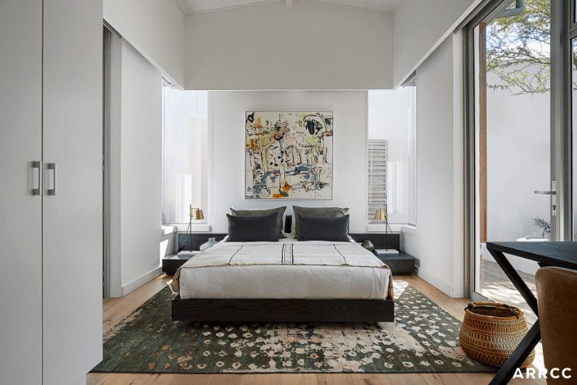 Bedroom design by ARRCC
