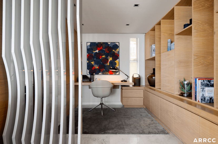 Home office by ARRCC