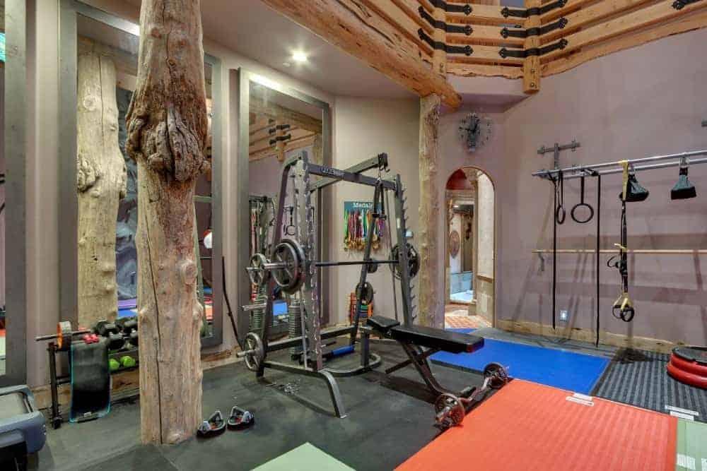 78 Home Gym Design Ideas Photos Home Stratosphere