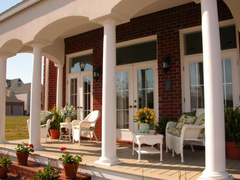 46 Fab Front Porch Ideas Photos