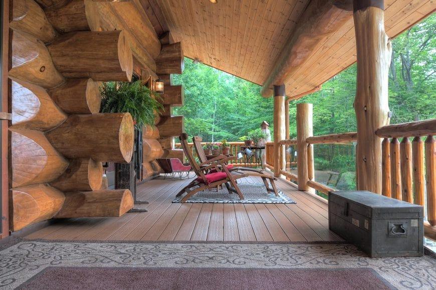 46 Fab Front Porch Ideas (Photos