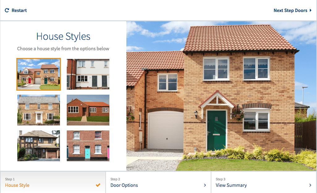 Anglian front door design software