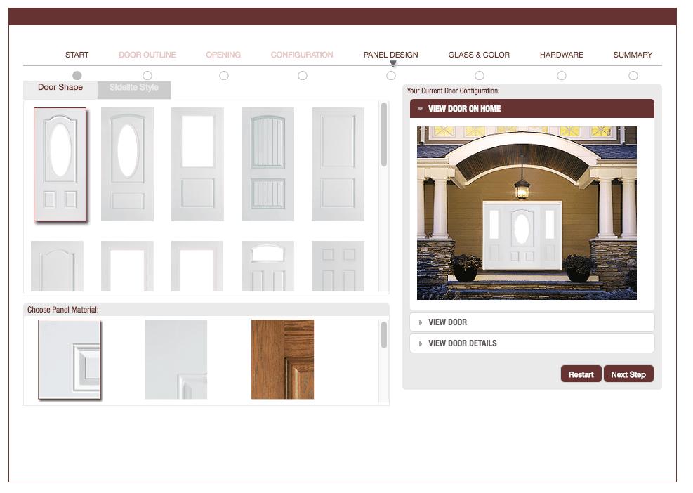 Clopaydoor - design all door elements