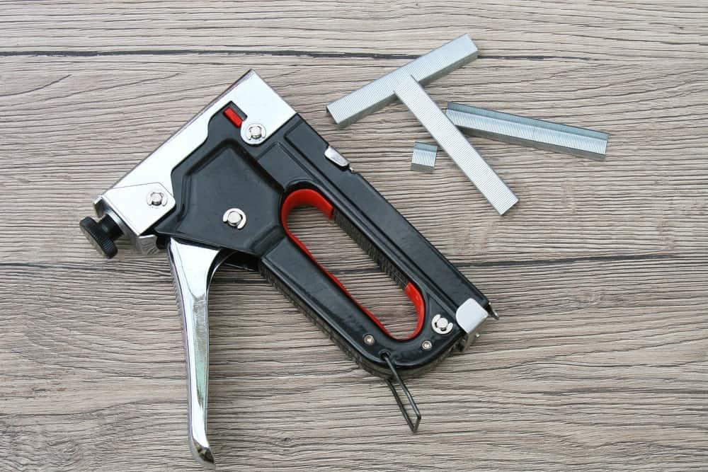 Manual Staple Gun with staples