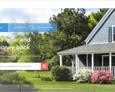 Home Bay online real estate listing website and agency