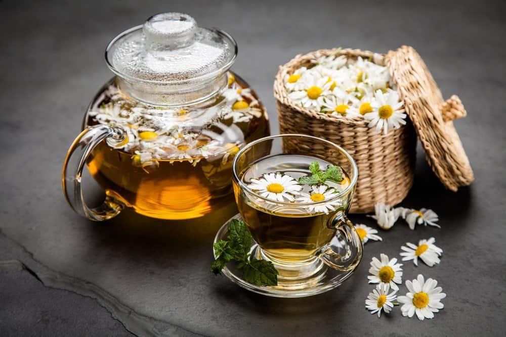 Lemongrass herb tea