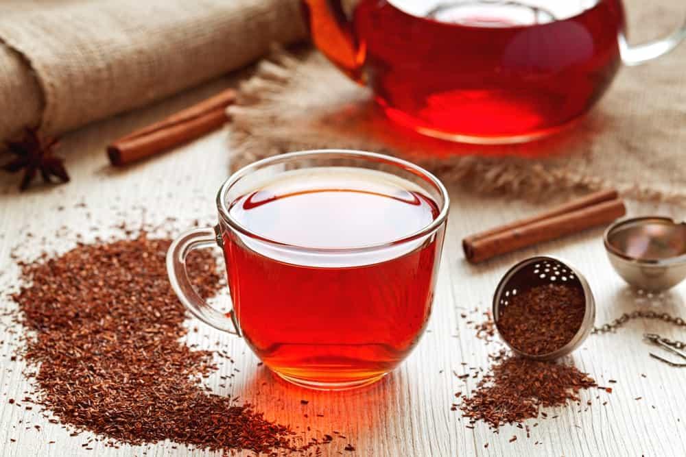 Rooibos herb tea