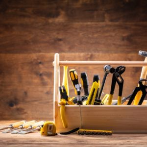 Different types of tool boxes