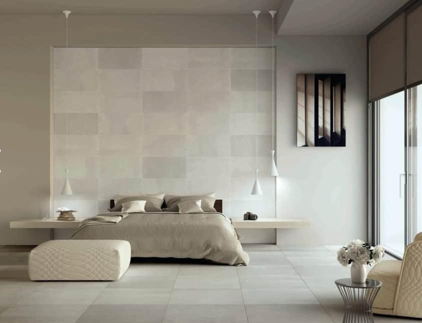 50 master bedrooms with tile flooring photos - Houzz dormitorios ...