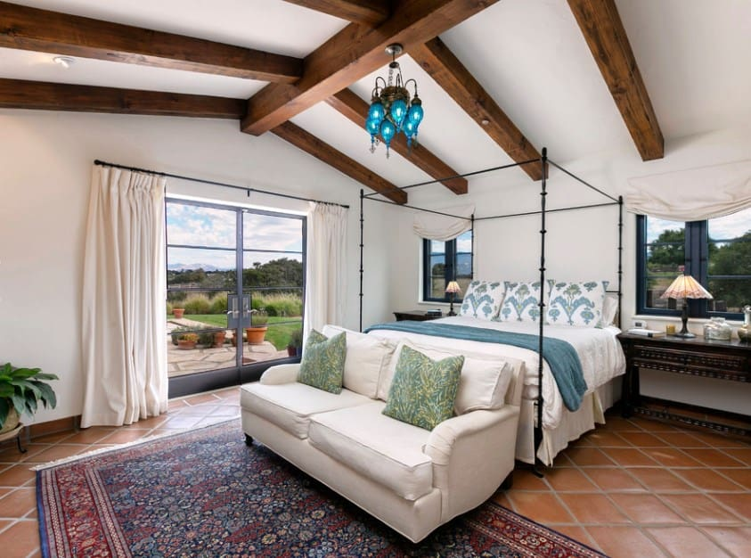 50 Primary Bedrooms with Tile Flooring (Photos)