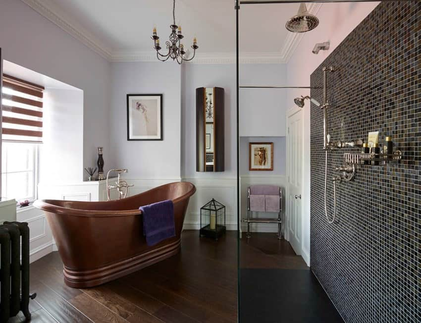 60 Master Bathrooms With Open Showers Photos