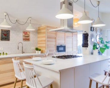 50 Scandinavian Style Kitchen Ideas (Photos)