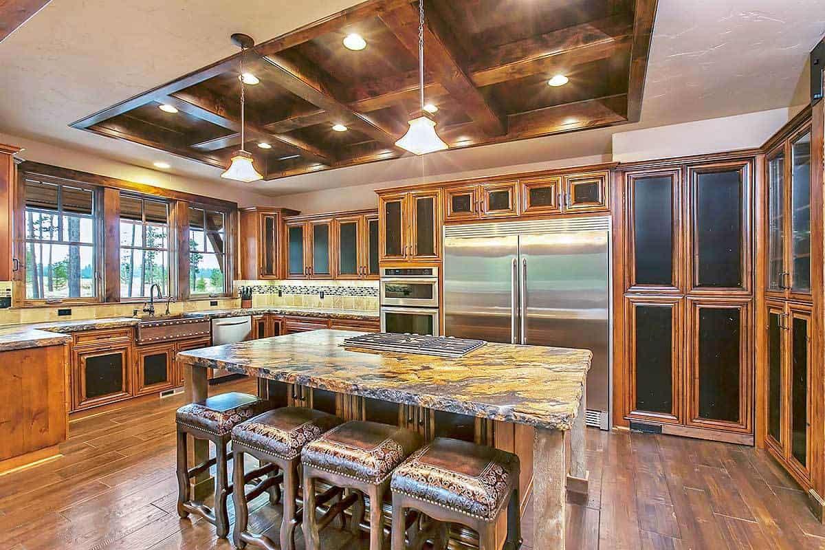 75 Incredible Rustic Kitchen Ideas (Photos)