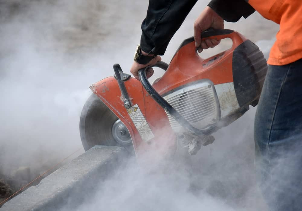11 Types of Concrete Saws - Home Stratosphere