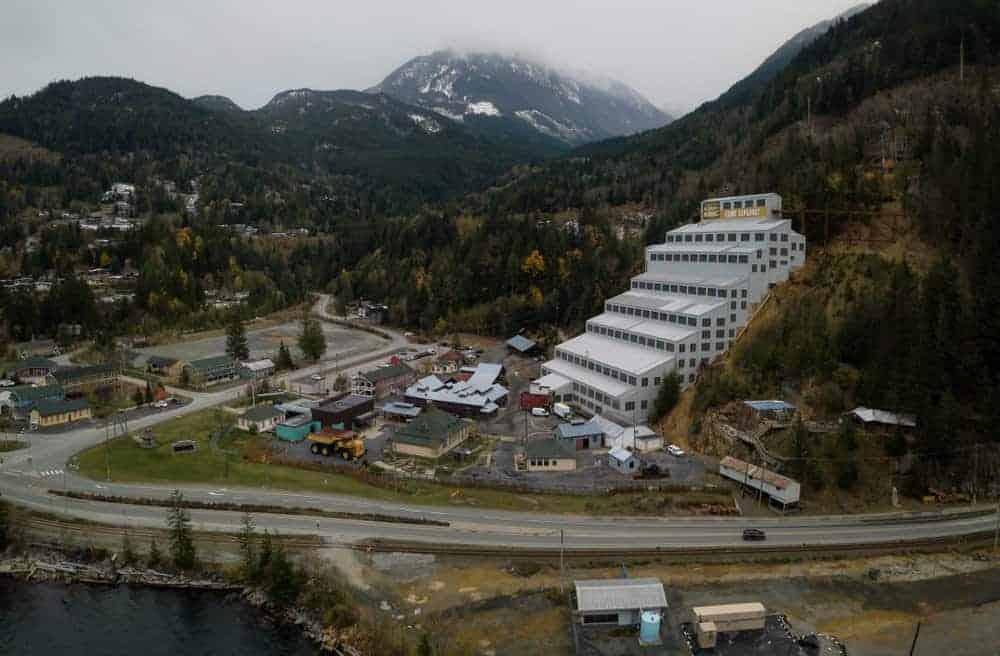 Brittania Mine Museum in Squamish BC