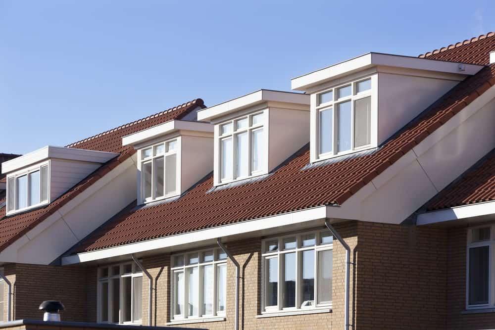 Flat roof Dormers